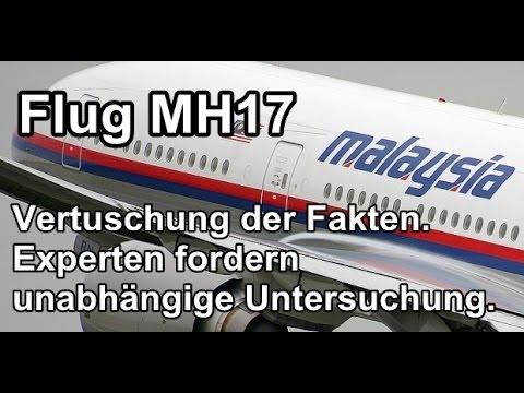 MH17 ll Massive Vertuschung der Fakten ll Veranstaltung ehem. ND-Haus 16.9.14