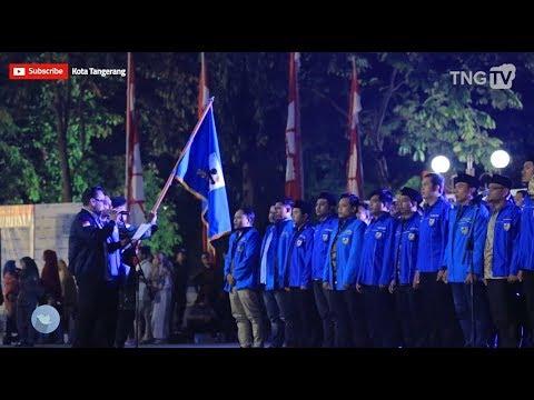 Pelantikan Ketua Komite Nasional Pemuda Indonesia (KNPI) Kota Tangerang [Tangerang TV]