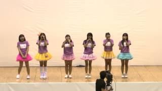 20160718 ニイガタパフォーマンススクール(N.P.S) ・姫川乃愛・schonwind・Angel Generation  東区民ふれあい祭