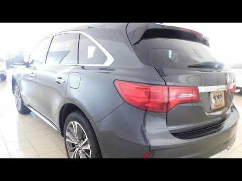 2019 acura mdx sh awd with technology package youtube. Black Bedroom Furniture Sets. Home Design Ideas