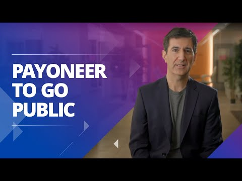 Payoneer to become a publicly traded company