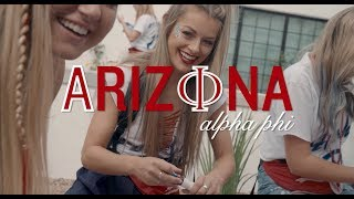 🏈🏀 Arizona Alpha Phi Gameday Themed Bid Day Is So Sporty 🏀🏈
