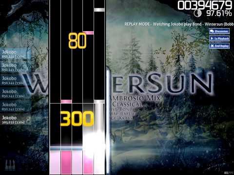 Bond - Wintersun (Bobby D'Ambrosio Mix) [5K Summer]