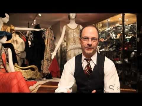 """""""Boardwalk Empire"""" Costume Designer John Dunn at """"New York Vintage"""""""