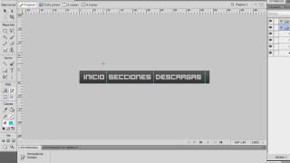 Adobe Fireworks CS4 | Crear un rollover