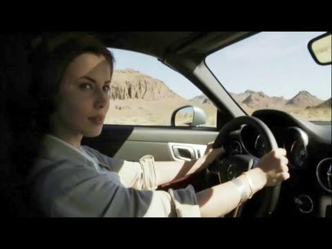 """Mercedes 2012 SLK ★ Ksenia Lauren """"Victory"""" Trailer"""