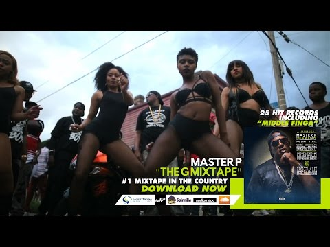 "Master P ""Middle Finga"" Official Music Video HD"