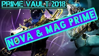 How To Get Nova Prime Mag Prime Prime Vault 2018 Relic Guide This is 3/4x cheaper than most account auctions with the same content. how to get nova prime mag prime prime vault 2018 relic guide
