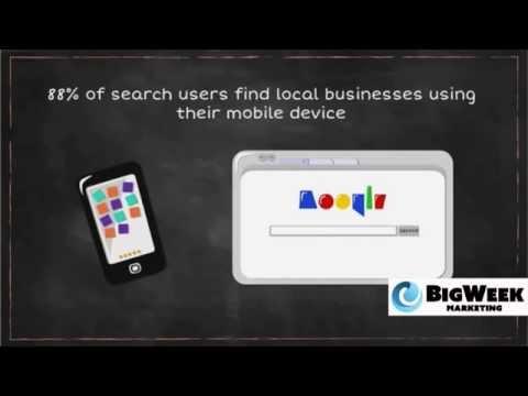 Philly SEO Expert Mobile Optimization at BigWeek Marketing