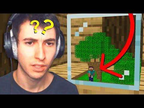 I Put my Friend in a Minecraft World you can NEVER LEAVE...
