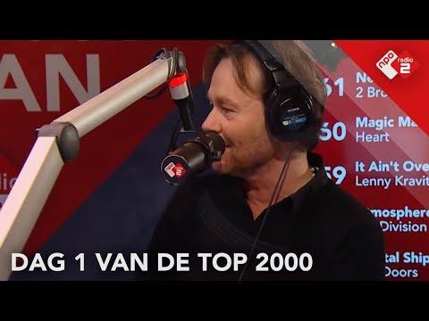 Dag 1 van de Top 2000 van 2016 | NPO Radio 2