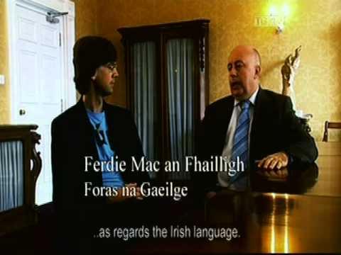 No Béarla - Series 2, Episode 1