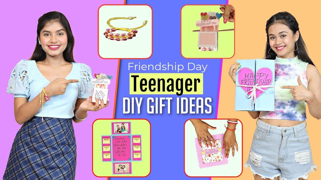 DIY Friendship Bracelets - Teenager DIY Gift Ideas | DIY Queen