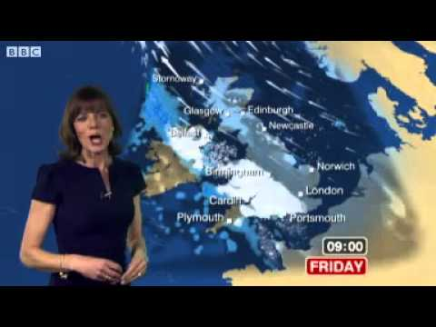 BBC Weather - Snow warnings issued: Thur 17 Jan 2013 Latest weather forecast, issued at 17:19