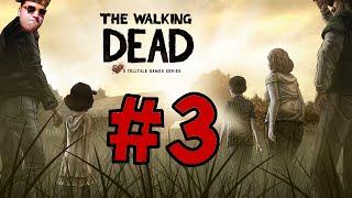 ÖLÜME TERK EDİLMEK! | The Walking Dead Sezon 1 Bölüm 3