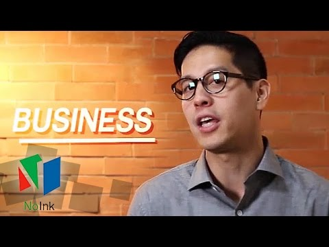 NoInk: Business Matters by Edric Mendoza
