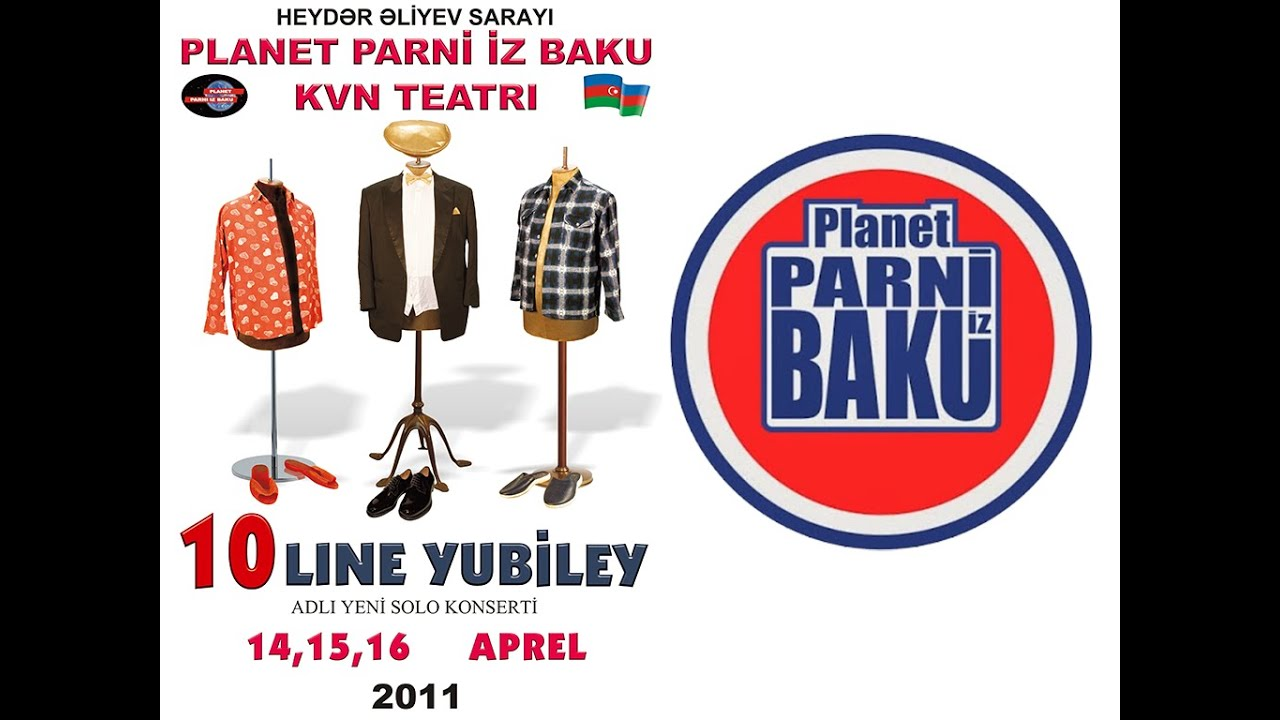 10 Line yubiley (2011, Tam versiya)