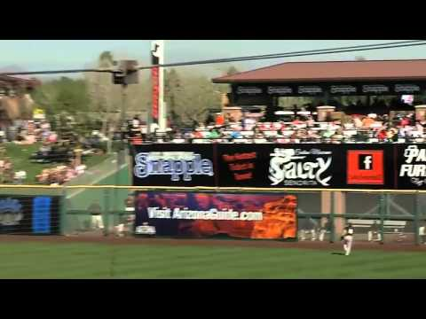 Josh Reddick makes two amazing catches