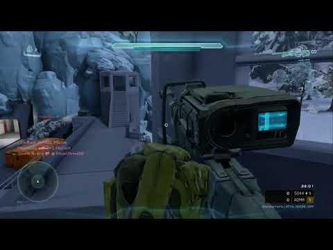 Halo 5 Raid: Highcom vs Royal Marine Corp