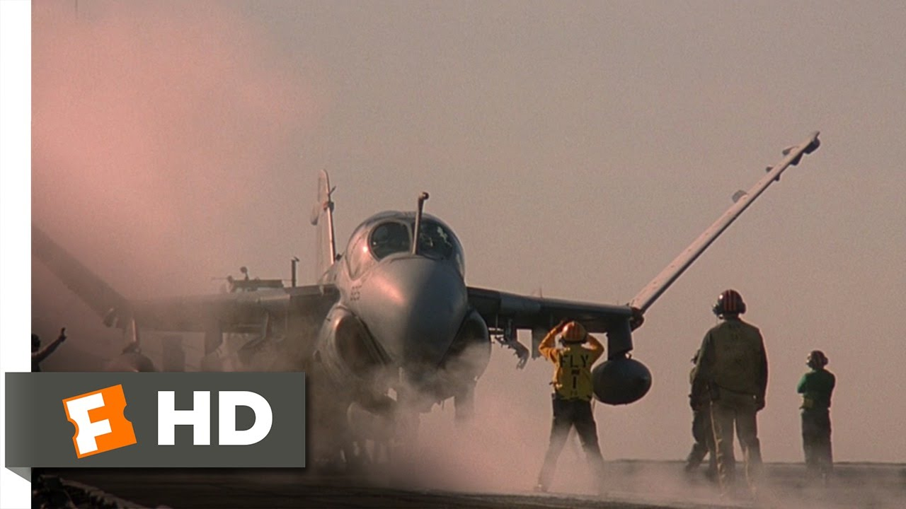 Download Flight of the Intruder (7/10) Movie CLIP - Let's Go Downtown (1991) HD