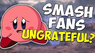 Are Smash Bros. Fans Ungrateful? - Diamondbolt