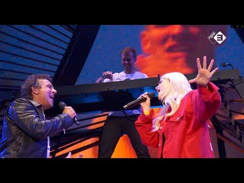 Marco Borsato Armin van Buuren Davina Michelle - Hoe Het Danst  op Pinkpop 2019