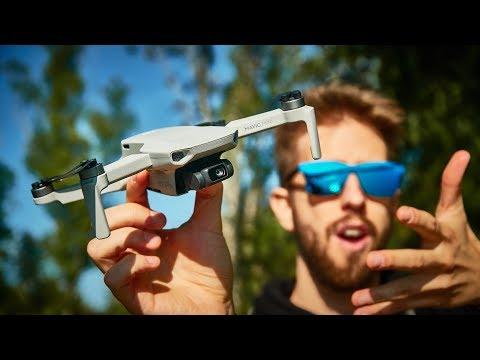DJI MAVIC MINI REVIEW THE DRONE FOR EVERYONE
