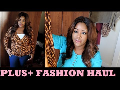 PLUS SIZE CHEAP FASHION HAUL|FRUGAL FINDS