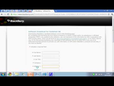 how to downgrade your blackberry device software youtube