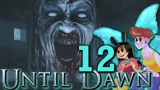 UNTIL DAWN 2 Girls 1 Let's Play Part  12: Spooky Ghost