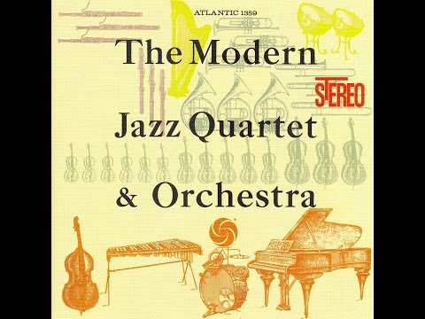 The Modern Jazz Quartet & Orchestra – Divertimento