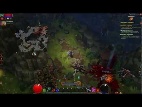 видео прохождение torchlight 2