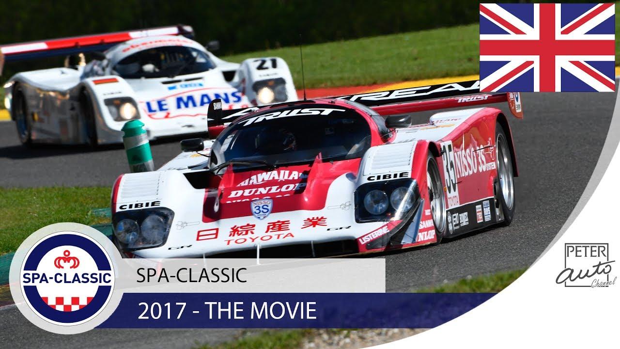 Spa Classic Historic Classic Car Racing At Spa