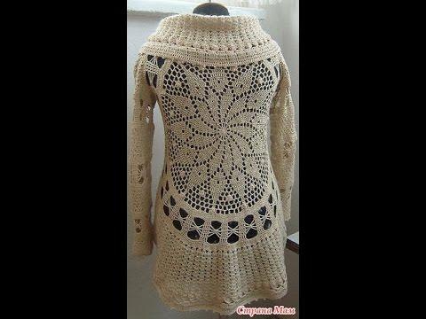Crochet Patterns For Lacy Crochet Cardigan Pattern 31 Youtube