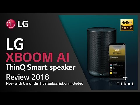 LG TA106DAB Micro Audio System - YouTube