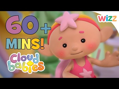 Cloudbabies - February Stories! | 60+ minutes | Stories For Kids
