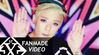 Shake That Brass Remix #2 - f(x)'s Amber ft. SNSD's Taeyeon [by i5scream][FMV]