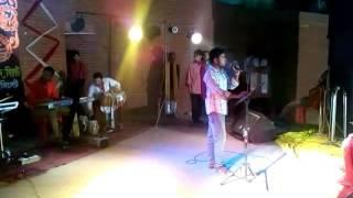 Akhon to somoy valobashar song by Dipanjan
