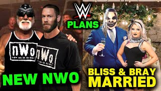 10 Shocking Leaked WWE Plans For 2020 - John Cena Returns With New nWo