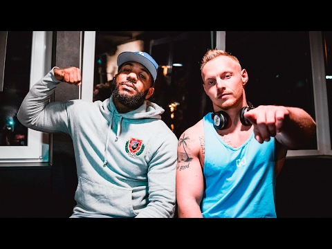 Workout mit THE GAME im John Reed Fitness (Bonn) | 60 Days Of Fitness