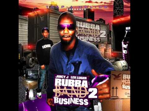 Juicy J - A Zip And A Double Cup (Prod  By Lex Luger)