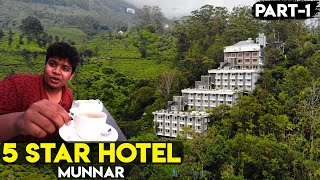 Five Star Hotel, Munnar - Room tour - Kerala - Chandy's Windy Woods Hotel