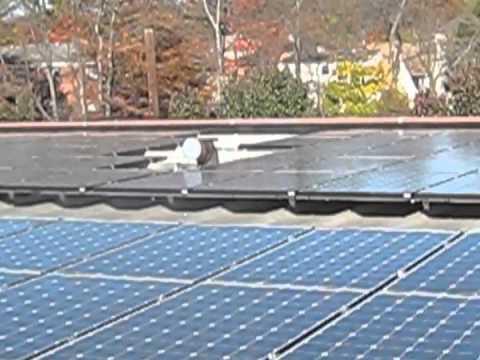 SPEX CertiPrep Group LLC - Solar Panel Array
