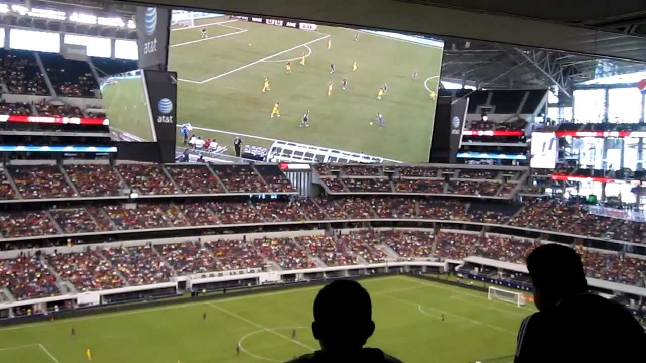 Cowboys Stadium Ring Of Honor Luxury Suite Youtube
