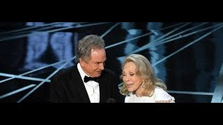 Warren Beatty and Faye Dunaway will RETURN to present Best Picture
