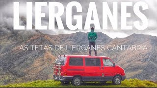 🌄 Las Tetas de LIERGANES Cantabria