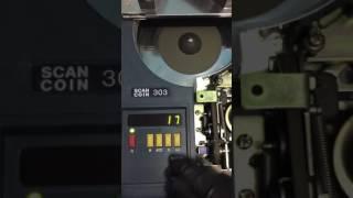 видео Счетчик монет Scan Coin 3003