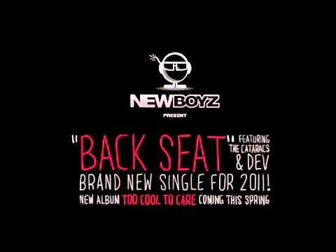"New Boyz - "" Backseat "" Feat. The Cataracs & Dev ( Official Track )"