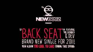 "New Boyz - "" Backseat "" feat. the Cataracs & Dev ( Official Track )"