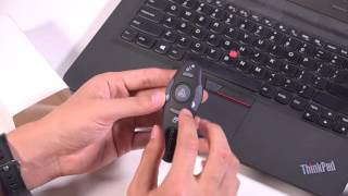 Wireless Presenter With Laser Pointer